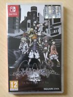 THE WORLD ENDS WITH YOU NUOVO ITALIANO NINTENDO SWITCH PAL EUR ITA