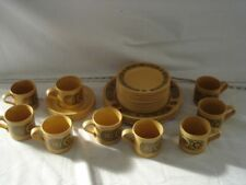 Ironstone Brown British Staffordshire Pottery
