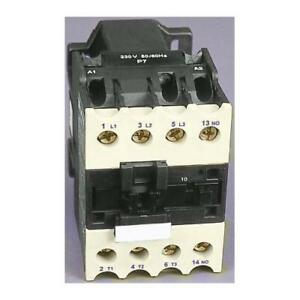1 x RS Pro Contactor, Contact Current Rating 40A, 11kW, Coil Voltage 110V ac