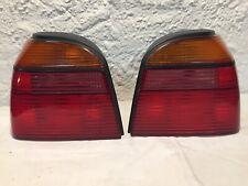 Original VW Golf 3 Rücklichter Rückleuchten rechts+links