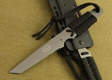 "7"" inch CRKT Survival Camping diving Hunting Knife Taschenmesser Jagdmesser A"