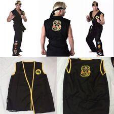New The Karate Kid Cobra Kai Japan Taekwondo Uniform Karate Suit Cosplay Costume