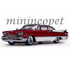 SUN STAR 5492 1959 DODGE CUSTOM ROYAL LANCER HARD TOP 1/18 DIECAST RED