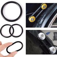 4Pcs O-Ring Bumper Fender Quick Release Fasteners Replacement Rubber Bands BlaYT