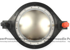 High quality Aft diaphragms for the RCF N850 driver; M82- 8 ohm driver Aluminium