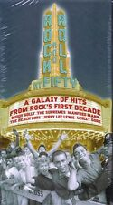 ROCK AND ROLL AT FIFTY: A Galaxy of Hits from Rock's First Decade 3 CD BOX SET
