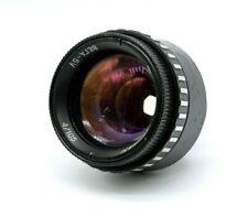 VEGA-5U f4/105 Russian MACRO Lens Enlarger for M42 Mount Darkroom Enlargement