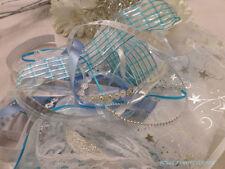 Nœuds, rubans et ficelles blancs pour emballage et paquet cadeau