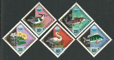 1974 Mongolia - Flora & Fauna - Environmental Protection (5) CTO