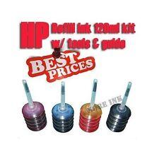HP 22 28 57 703 900 901 cartouches d'encre couleur 90ml Kit de recharge avec des