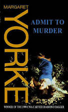 Admit To Murder, Yorke, Margaret   Paperback Book   Good   9780751531923