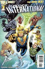 Justice League International #1 (2011) Dc Comics New 52