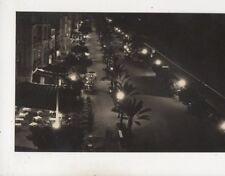 Lloret De Mar Costa Brava Paseo Del Mar Spain Vintage RP Postcard 615b