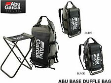 Abu Garcia Base Duffle Bag/Foldable Seat Olive BRAND NEW @ Ottos Tackle World