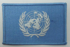 United Nations Flag Patch