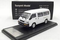 1/43 Mitsubishi Delica L300 Van White limited Edition Diecast Car Model Gift
