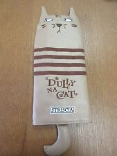 "NEW DULLY NA CAT ANIMAL CAT GOLF DRIVER HEAD COVER "" STRISCIA """