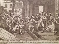 Rome en 1793 Italie Basseville Assassinat Ambassadeur Rome Révolution Française