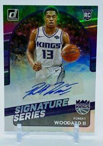 Robert Woodard 2020-21 Donruss Signature Series Rookie Rc #SG-RWD