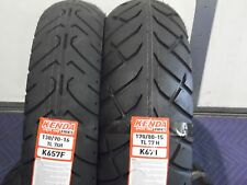 YAMAHA V-STAR XVS 1100 CLASSIC TIRE SET MOTORCYCLE TIRES 130/90-16 170/80-15