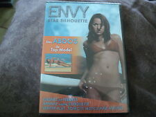 """DVD NEUF """"ENVY, STAR SILHOUETTE - DES ABDOS DE TOP MODEL"""" fitness"""
