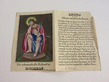 Wallfahrt Gnadenbild Gebet zu dem Schmerzhaften Heilande in Dornau
