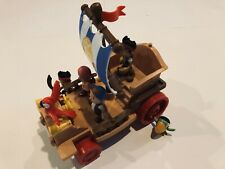 Jake and the Neverland Pirates Pirate Ship & Figures