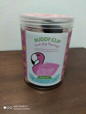 NEW Scentsy FARAH THE FLAMINGO Buddy Clip + Crazy Coconut Fragrance