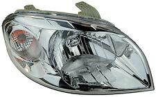 Headlight Holden Barina 04/06-11/11 New Right RHS TK Sedan Lamp 07 08 09 10