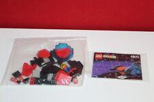 Lego System 6835 Space Saucer Scout Ufo Raumschiff mit BA