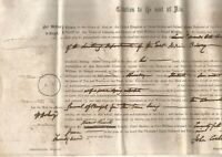 1859 Lewis Edwards foreman of East India Railway's smithery deprtmt Mutiny Dead