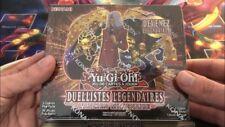 Boîte scellée 36 boosters Yu-Gi-Oh Duellistes Légendaires : L'ancien millénaire