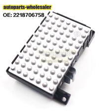 2218706758 Fits Mercedes-Benz W221 C216 S-Class New Heater Blower Motor Resistor