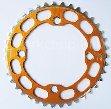 Porkchop BMX single speed bicycle Chop Saw I Chainring 39T 4 bolt 104 bcd GOLD