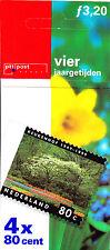 NVPH Postzegelboekje PB 53a Vier Jaargetijden Postfris  E-0260