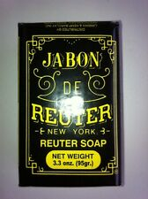 MURRAY & LANMAN REUTER BAR SOAP 3.33 OZ. IMPORTED FROM PERU