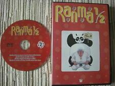 DVD ANIMACIÓN MANGA RANMA 1/2  LA SERIE DE TV VOLUMEN 2 USADO BUEN ESTADO