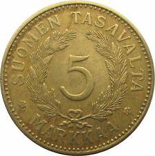 Finnland 5 Markkaa 1941