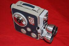 Eumig C3 M blau Filmkamera mit Objektiven