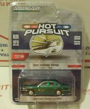 GREENLIGHT GREEN MACHINE CHASE OHIO HIGHWAY PATROL 1995 FORD CROWN VICTORIA