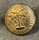 Confederate South Carolina Civil War Button, B M Canfield Bros, Steele & Johnson