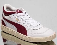 Puma Ralph Sampson Demi OG Men's White Burnt Russet Lifestyle Sneakers Shoes