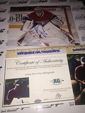 CAREY PRICE MONTREAL CANADIENS SIGNED AUTOGRAPHED 8X10 HOCKEY PHOTOGRAPH-COA