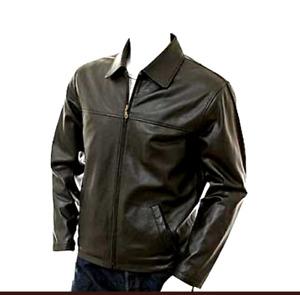 Bigdans.Larger eizes mens Black Leather jackets. sizes S/ M/ L /XL/ 2XL/3XL/4XL