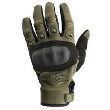 Valken Zulu Tactical Hard Knuckled Full Finger Gloves Vlk-59555 Xl Od Green