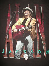 1995 Alan Jackson on Tour (Lg) Double T-Shirt
