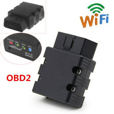 ELM327 WIFI OBD2 OBDII Auto Car Diagnostic Scan Tool Scanner For iPhone Android
