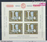 Schweiz Block17 postfrisch 1960 Pro Patria (8532488