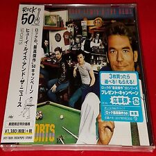 HUEY LEWIS & THE NEWS - Sports - 2017 Japan Limited Edition CD - Out Of Print
