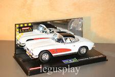 Slot car SCX Scalextric Carrera 20486 Exclusiv Chevrolet Corvette 1962
